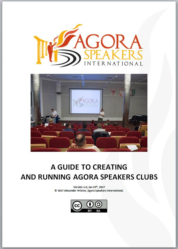 A Guide To Creating And Running Agora Speakers Clubs